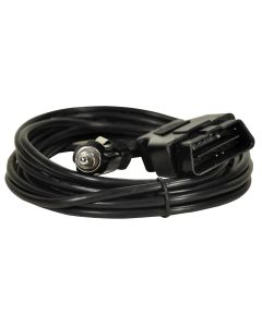 12 Ft. Male to OBDII Connector Cable 5A