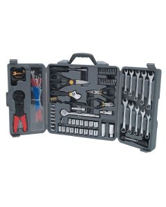 Tri-Fold with Cable Ties Tool 265-Piece Set