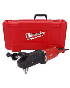 Milwaukee 1/2 in. Super Hawg with Carrying Case Kit, 120V AC Corded