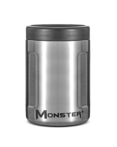 Monster Mobile? Stainless Steel 12 oz. Can / Bottle Cooler