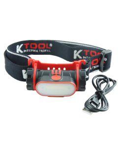 Motion Detection Headlamp, 150 Lumens
