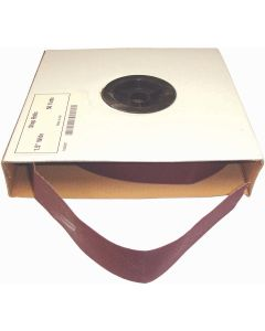 "120 Grit Aluminum Oxide Roll 1-1/2"" x 50 Yards"