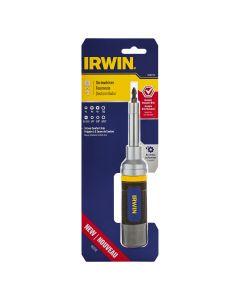 Irwin 8-in-1 Ratcheting Screwdriver