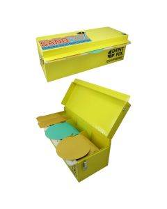 SAND BOX Protective Sand Paper Dispenser