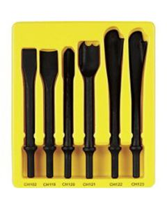 6 Pc. Exhaust Service Chisel S