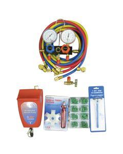 Air Conditioning Starter Tool Set