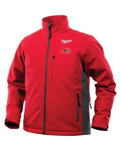 Milwaukee M12 Heated TOUGHSHELL Jacket Kit L (RED)