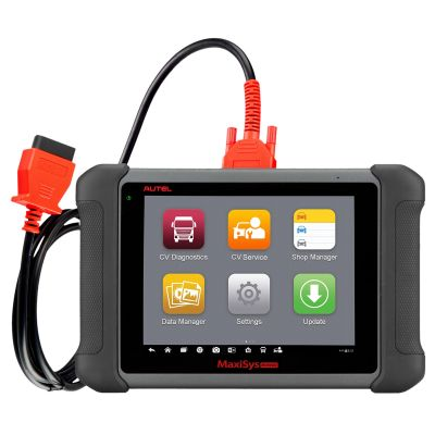 Android Diagnostic Tablet for Commercial Vehicles