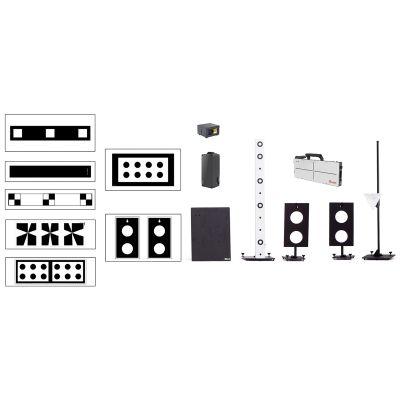 Camera, Radar and NV Calibration Package