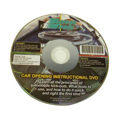 Auto Opening Training DVD