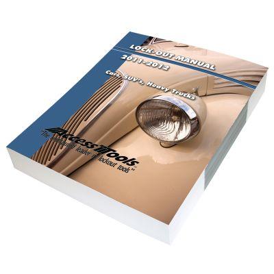 Car Opening Tools Manual