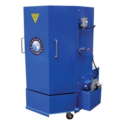 Atlas Spray Wash Cabinet, 550 lb., 50-Gallon Capacity (Prepaid Freight)