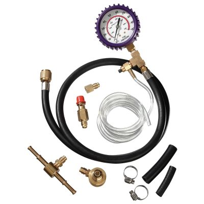 Professional Fuel Pressure Tester Kit