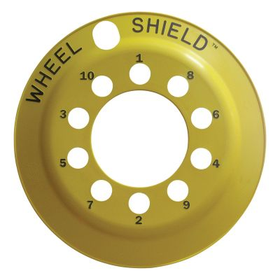 Truck Wheel Shield Tire Protector