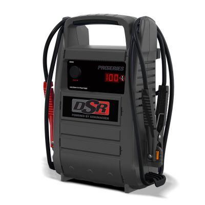 Powerful Performance Battery Jumpstarter, 2000A Peak 12V